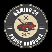 pomoc drogowa opole kamido24 logo